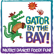 Gator By The Bay Retina Logo
